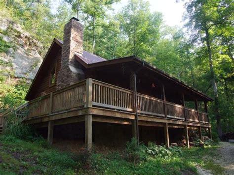 cabins in kentucky big rock log cabin bridge area kentucky