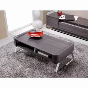 Table Basse Moderne : table basse moderne 110 cm corvo ~ Melissatoandfro.com Idées de Décoration