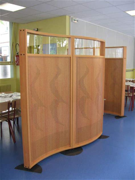 cloison acoustique bureau cloisonnette de bureau séparation de bureau cloison