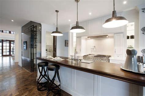 kitchen cabinets construction balwyn kitchen with glass wall to wine storage 2939