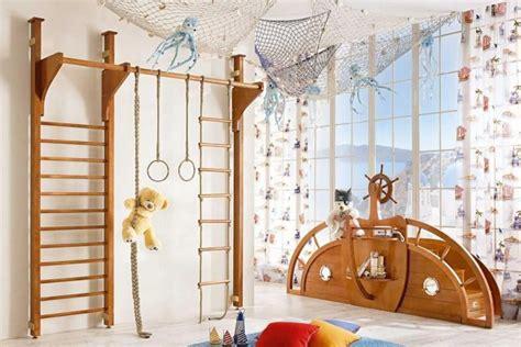 Kinderzimmer Gestalten Klettern by Kletterwand Im Kinderzimmer Moderne Gestaltung Ideen