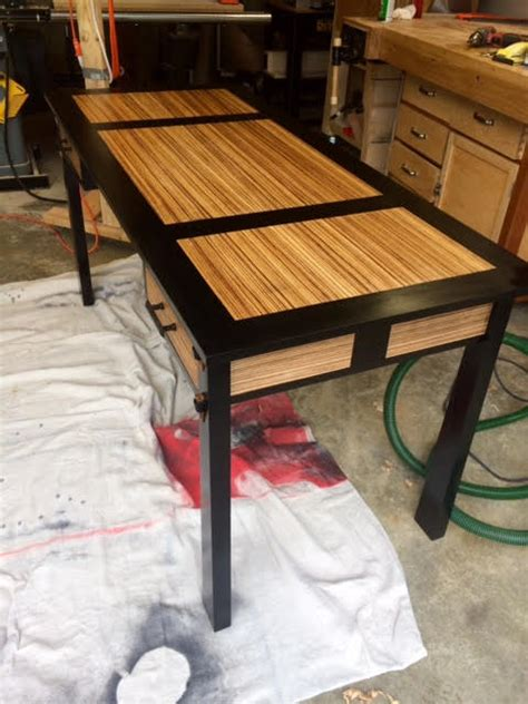 asian inspired writing desk finewoodworking
