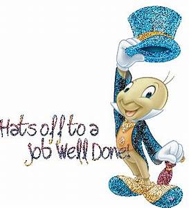 Hats off to a Job Well Done! :: Thank You :: MyNiceProfile.com