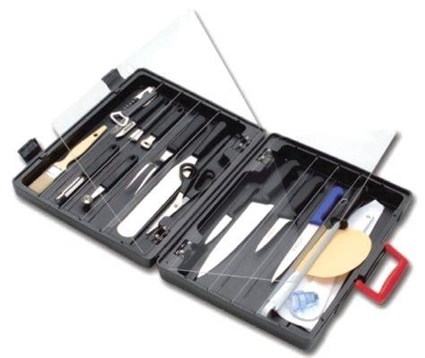 accessoire cuisine professionnel conseil malette couteaux cuisine et avis malette couteaux