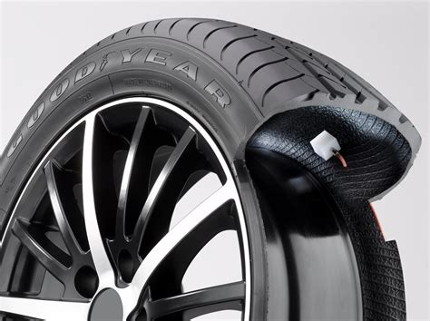 Goodyear Self-inflating Tire Technology