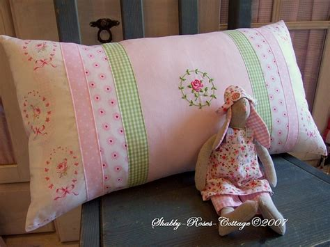 shabby fabrics pillowcase pillowcase by shabby roses cottage another pretty piece by tilda sewing projects