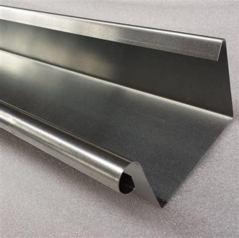zink dachrinne preise zink titanzink dachrinne kastenform 3m lang dachrinnen dachentw 228 sserung zink