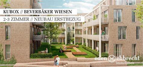 Wohnung Mieten Oldenburg Makler by Neue Kubox Apts Beverb 228 Ker Wiesen Alle Wohnungen