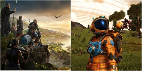 10 Open-World Xbox One Games With The Best Exploration