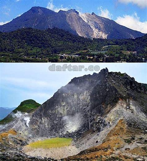 gunung sibayak sumatera utara daftarco