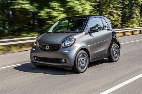 smart car 2016 2016 smart fortwo second drive motor trend