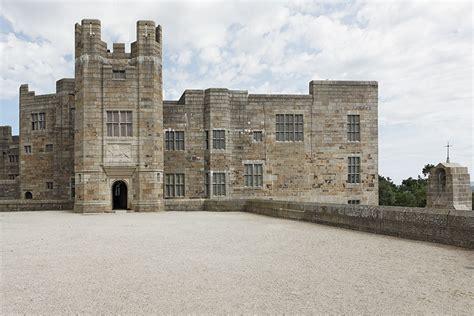 home building plans castle drogo