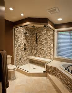 home interior bathroom ceramic glass tile shower contemporary bathroom richmond by criner remodeling