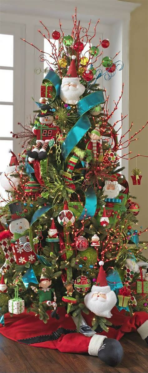 themed christmas trees ideas  pinterest