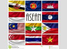 asean flag Free Large Images