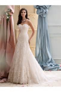 strapless a line wedding dresses a line strapless vintage lace wedding dress court
