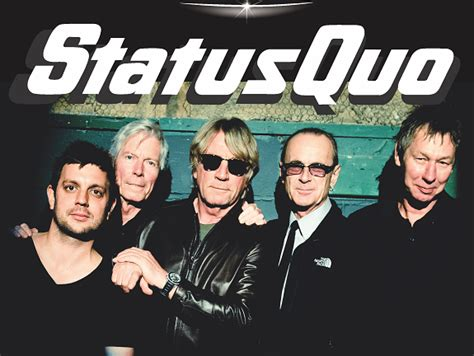 Status Quo to rock Oxfordshire for the final time on May