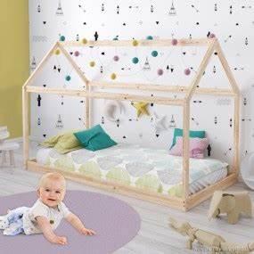 Lit Montessori Cabane : lit cabane enfant tendance prix mini jusqu 30 ~ Melissatoandfro.com Idées de Décoration
