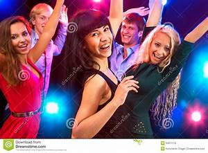 Young People At Party. Stock Photo - Image: 34917110