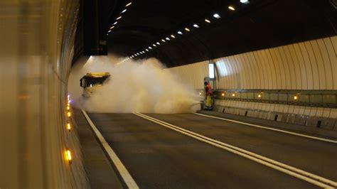 tunnel du mont blanc fermeture pour exercice de s 233 curit 233 radio fmr