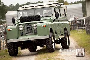 Stunning 1967 Restomodded Land Rover is Up For Grabs on ...