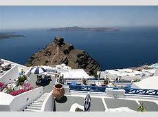 Hotels in Imerovigli, Santorini Greece