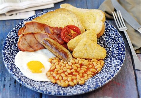 English Breakfasts