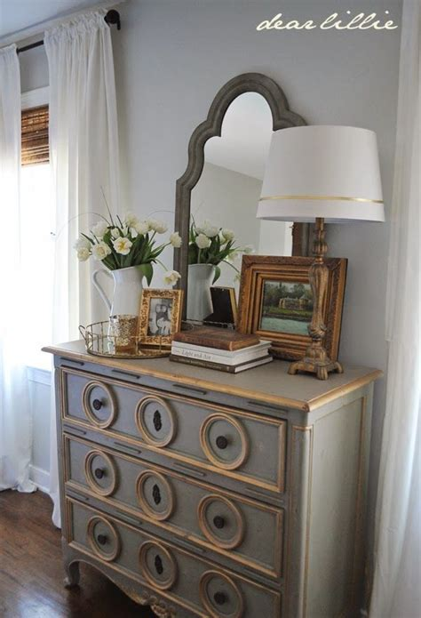 how to decorate a dresser dear lillie soft surroundings dresser and one finished