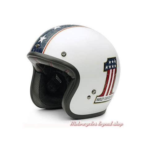 casque jet americana retro harley davidson motorcycles legend shop