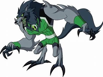 Blitzwolfer Ben Ben10 Wikia Deku Omniverse Lobo
