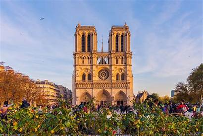 Dame Notre Cathedral Wallpapers