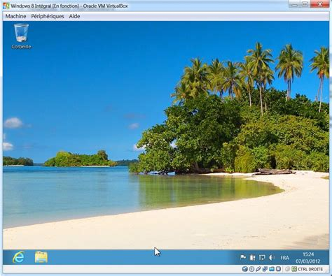 grand bureau blanc supprimer windows 8 consumer preview du bureau