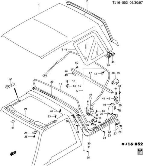 2004 Suzuki Xl7 Parts by 2004 Suzuki Xl7 Parts Diagram Downloaddescargar