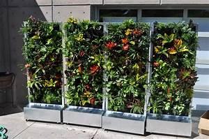 Vertikal Garten System : plants on walls vertical garden systems conservation garden park 39 s vertical garden on wheels ~ Sanjose-hotels-ca.com Haus und Dekorationen