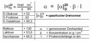 Spezifische Wachstumsrate Berechnen : optische aktivit t landesbildungsserver baden w rttemberg ~ Themetempest.com Abrechnung