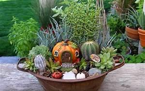 Garden Design : 50+ Exotic Fairy Garden Ideas / FresHOUZ com