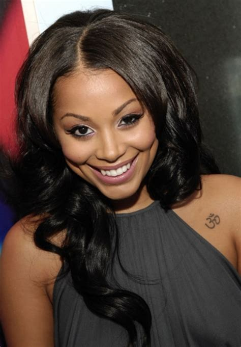 Black Hairstyles For Relaxed Hair by Hairstyles For Black With Relaxed Hair Di Candia