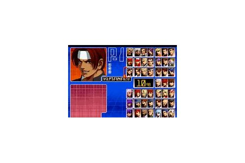 kof 2002 magic mais ii hack baixar