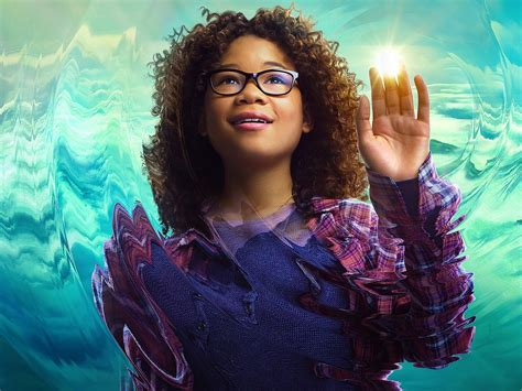 Storm Reid Says Making Wrinkle Time Was Dream