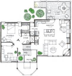 bi level house floor plans rustic supreme green home split level house plan