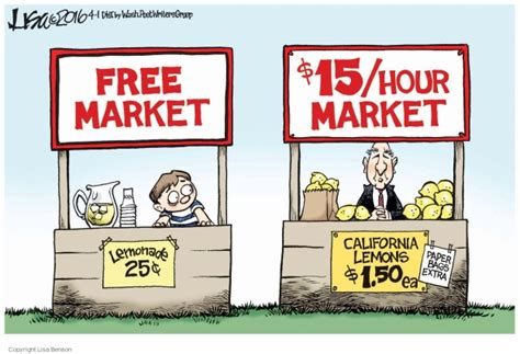 free market the free market beats government planning every time the