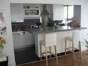 exemple de cuisine ouverte ouverte desprit en anglais With exemple de cuisine ouverte