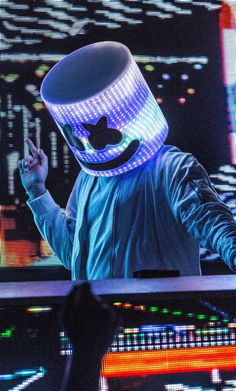 1280x2120 Marshmello 4k 2017 Iphone Iphone 6 Hd 4k Wallpapers Images Backgrounds Photos And