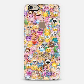 iphone 6 emoji emoji iphone 6 by marta olga klara from casetify