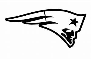 Patriots Logo Black And White | www.pixshark.com - Images ...