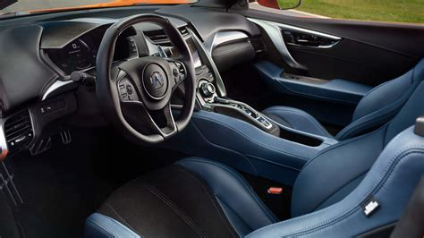acura nsx interior  wallpaper hd car wallpapers