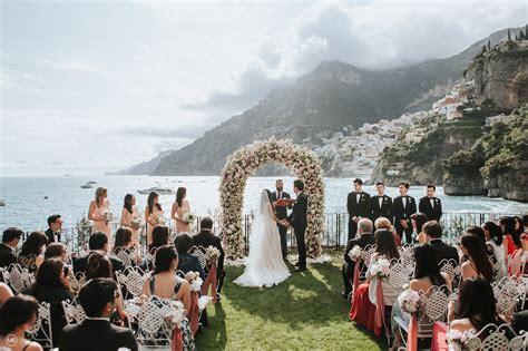 Destination Wedding Positano Italy Justin Nee