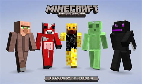 minecraft celebrates   birthday