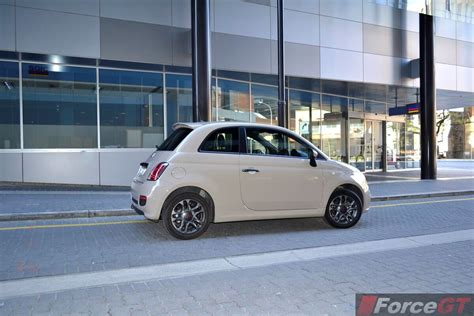 Fiat 500 Review 2013 by Fiat 500 Review 2013 Fiat 500 Sport Side Forcegt