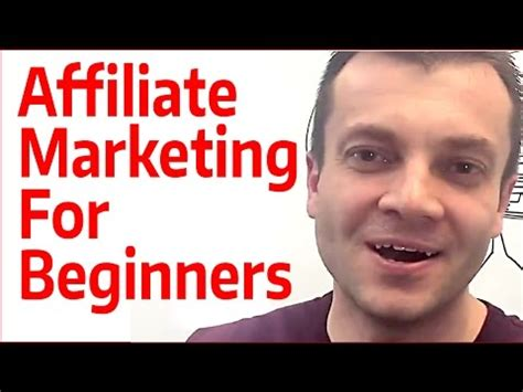 Marketing For Beginners by Affiliate Marketing For Beginners 2017 Step By Step
